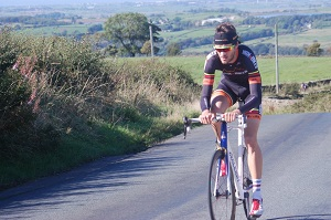 John Findlay Jubilee Tower Hill Climb 27th September 2015
